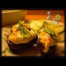 Fresh Fava Bean Salad & Hummous: Fabulous Iftari Feasting