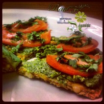 Pumpkinseed & Macadamia Nut Pesto