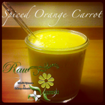 Spiced Orange Carrot Blend
