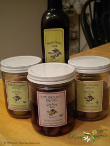 Good Faith Farm - Truly Raw Organic & Transitional Olives & Oils