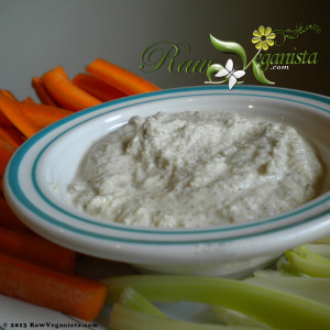 Sunflower Seed Ranch Dip