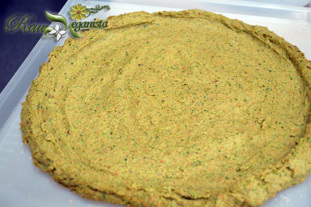 Raw, Vegan & Gluten-free Rye Bread
