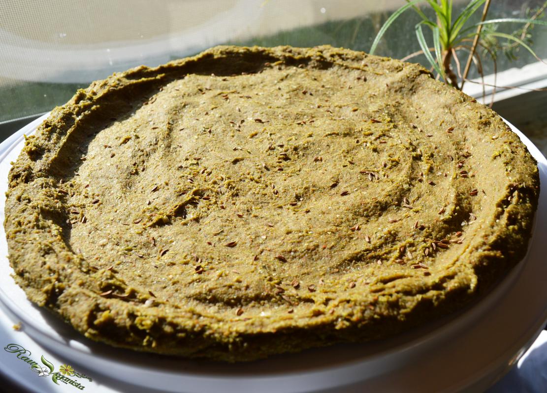 Raw Vegan Gluten-free/Grain-free Rye