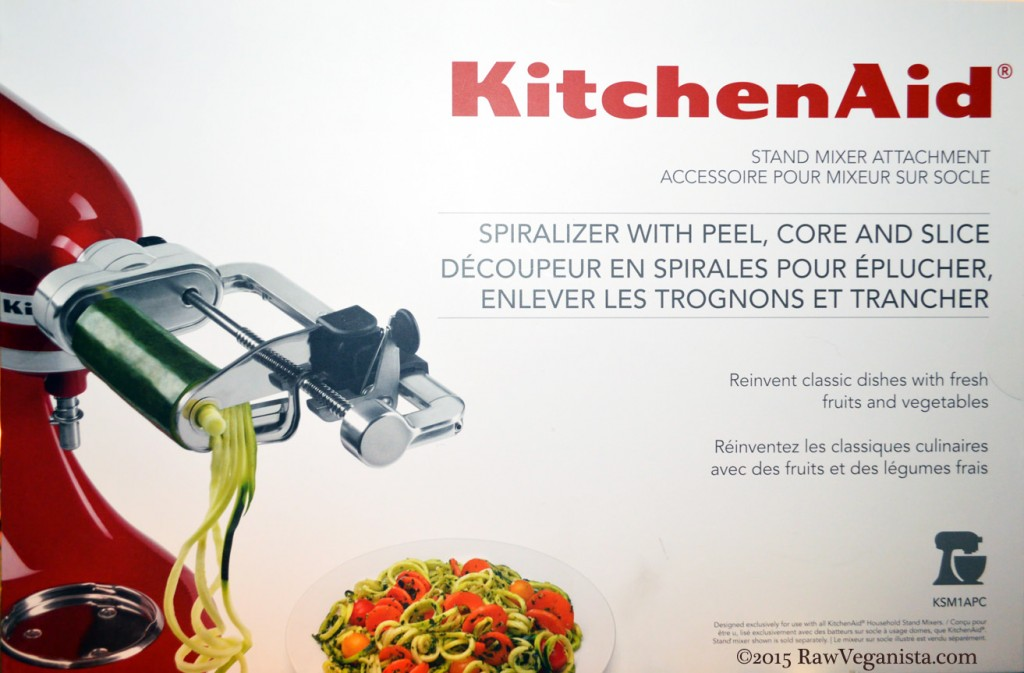 KitchenAid Spiral Slicer