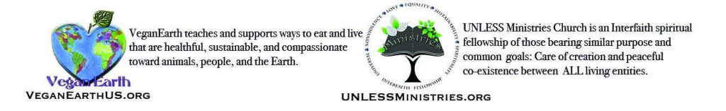 VeganEarth & UNLESS Ministries