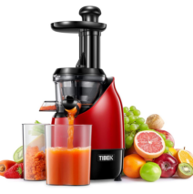 Product Review: Tibek Juicer
